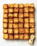 Fried macaroni-and-cheese bites