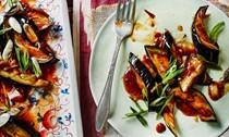 Fuchsia Dunlop's fish-fragrant aubergines