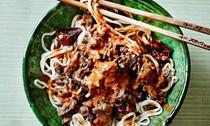 Fuchsia Dunlop's Xie Laoban's dan dan noodles