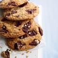 Giant Toblerone cookies
