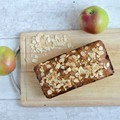Gluten free apple & almond cake