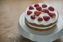 Gluten-free buckwheat cake