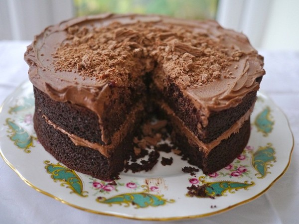 Quick Gluten-Free Chocolate Cake Recipes — Dishmaps