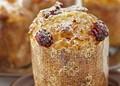 Gluten free raspberry and white chocolate muffins