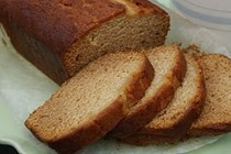 Golden syrup loaf cake