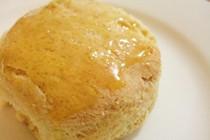 Golden syrup scones