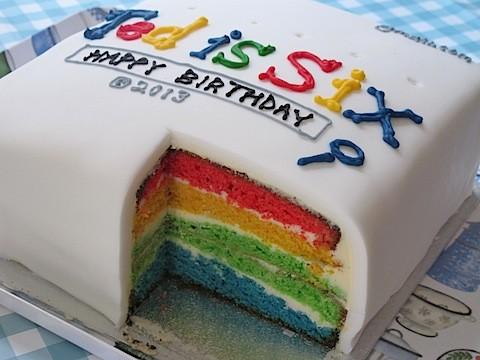 Google Images Of Birthday Cake : Google rainbow birthday cake recipe Eat Your Books