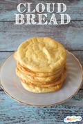 Grain free cloud bread