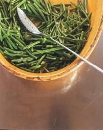 Green bean and lemon casserole