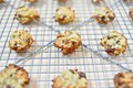 Healthy breakfast oatmeal cookies