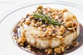 Honey hazelnut baked Brie