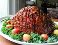 How to make a honey baked holiday ham