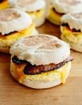 How to make freezer-friendly breakfast sandwiches