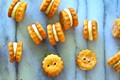 How to make Ritz Bits crackers at home (Gluten-free Ritz Bits-style crackers)