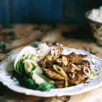 Hunanese beef with cumin (Ze ran niu rou)