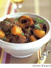 Hungarian beef goulash with paprika (Bogrács gulyás) recipe | Eat ...