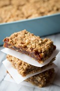 Jammy granola bars