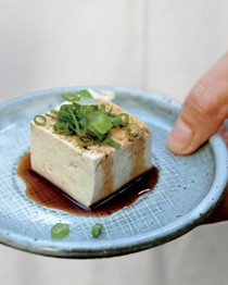 Japanese chilled tofu