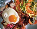 Jessica Koslow's red-flannel hash