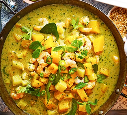 Pineapple-curry Relish Recipe — Dishmaps