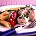 Jubilee pasta salad