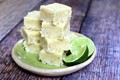 Key lime fudge