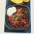 Lamb chilli con carne