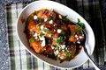 Lamb meatballs with feta and lemon