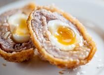 Lamb Scotch eggs