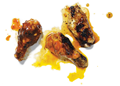 Lemon-garlic-pepper chicken wings