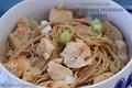 Lightened up {Pioneer Woman} simple sesame noodles + chicken
