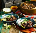 Lindsey's ultimate chilli con carne