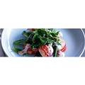 Lobster salad with chilli-coconut dressing