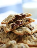 Make-ahead chocolate chip cookie mix