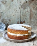 Maple parsnip cake