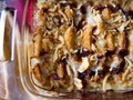 McDonald's hash brown potato gratin