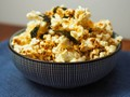 Miso-soup-flavored popcorn
