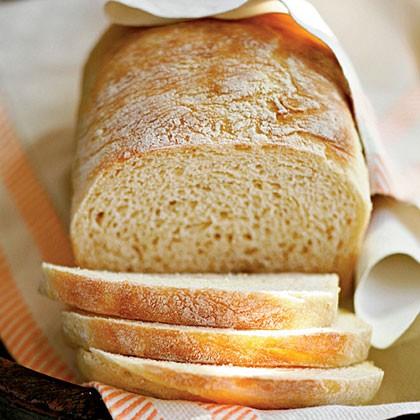 Potato rolls and bread