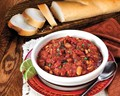 Multi-bean vegetarian chili