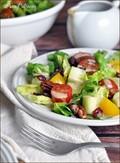 My favorite simple side salad