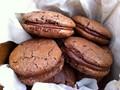Nigella's chocolate macaroons