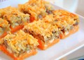Orangesicle magic bars