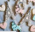 Paris cookie set