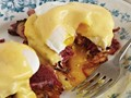 Pastrami Benedict from 'The Artisan Jewish Deli at Home' (Cook the Book)