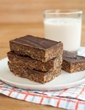 Peanut butter & chocolate energy bars