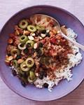 Picadillo-style chili