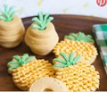 Pineapple cookies