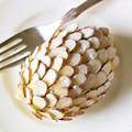 Pinecone cakes
