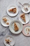 Pink Pearl apple pie