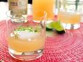 Pisco-grapefruit brunch pitcher
